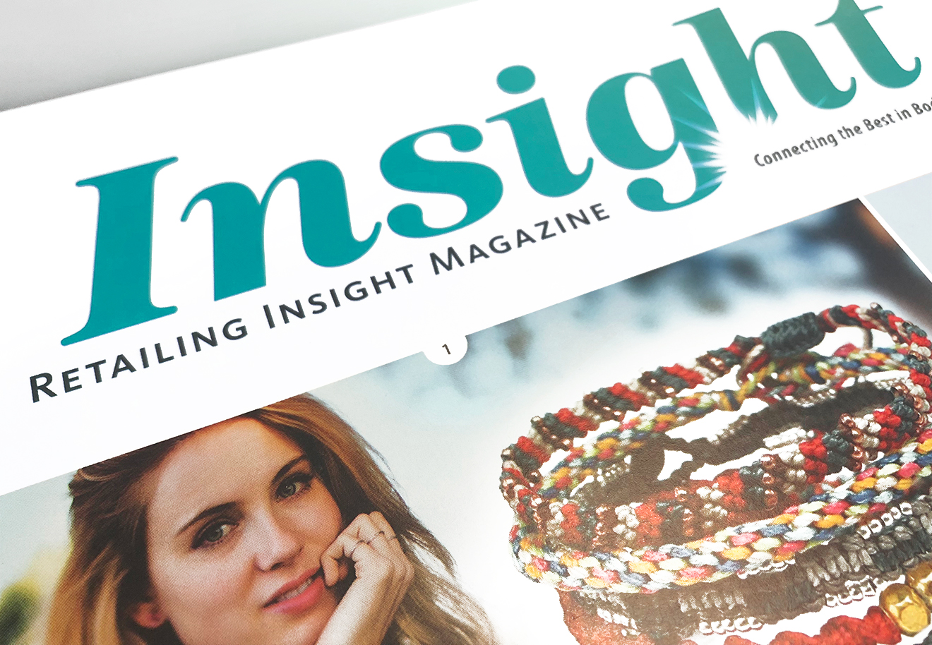 Retailing Insight Covers